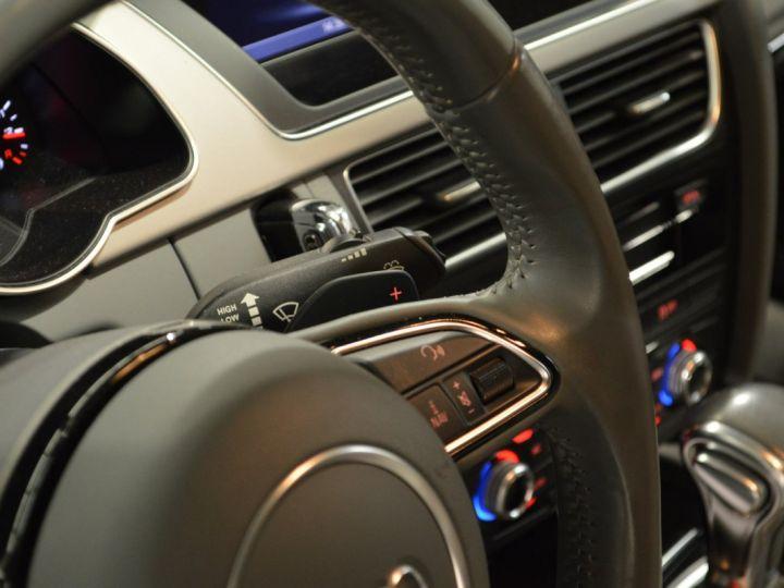 Audi A5 coupe restyle 3.0 v6 tdi 245ch QUATTRO ambition luxe stronic historique complet orig. France NOIR - 16