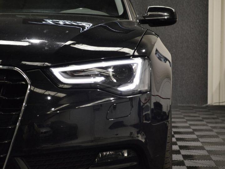 Audi A5 coupe restyle 3.0 v6 tdi 245ch QUATTRO ambition luxe stronic historique complet orig. France NOIR - 20
