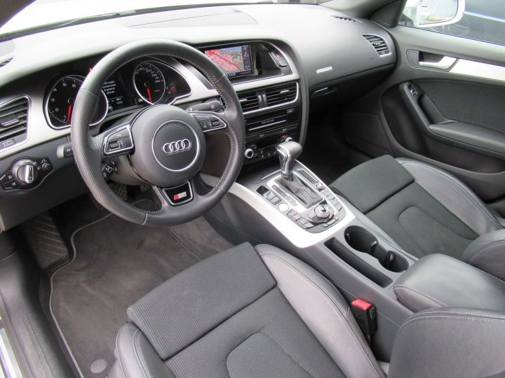 Audi A5 Sportback 1.8 TFSI 170CH S LINE MULTITRONIC EURO6 Gris Clair - 2