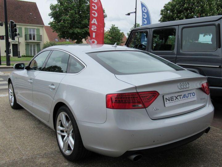 Audi A5 Sportback 1.8 TFSI 170CH S LINE MULTITRONIC EURO6 Gris Clair - 3