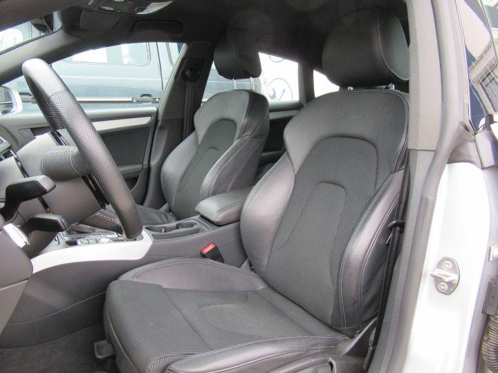 Audi A5 Sportback 1.8 TFSI 170CH S LINE MULTITRONIC EURO6 Gris Clair - 4