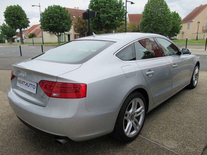 Audi A5 Sportback 1.8 TFSI 170CH S LINE MULTITRONIC EURO6 Gris Clair - 9