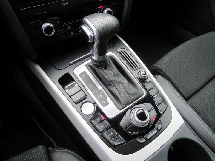 Audi A5 Sportback 1.8 TFSI 170CH S LINE MULTITRONIC EURO6 Gris Clair - 10