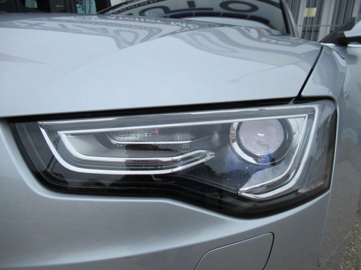 Audi A5 Sportback 1.8 TFSI 170CH S LINE MULTITRONIC EURO6 Gris Clair - 13
