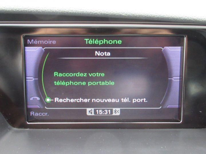 Audi A5 Sportback 1.8 TFSI 170CH S LINE MULTITRONIC EURO6 Gris Clair - 14