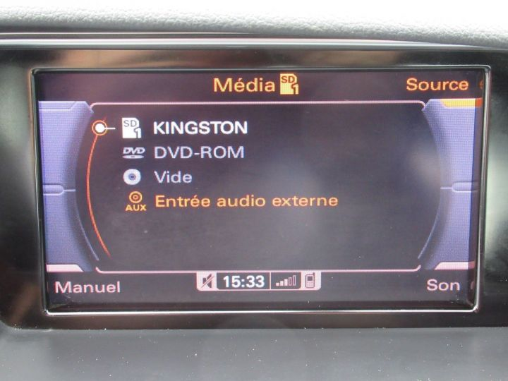 Audi A5 Sportback 1.8 TFSI 170CH S LINE MULTITRONIC EURO6 Gris Clair - 18