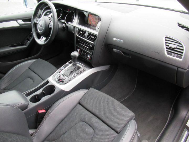 Audi A5 Sportback 1.8 TFSI 170CH S LINE MULTITRONIC EURO6 Gris Clair - 20