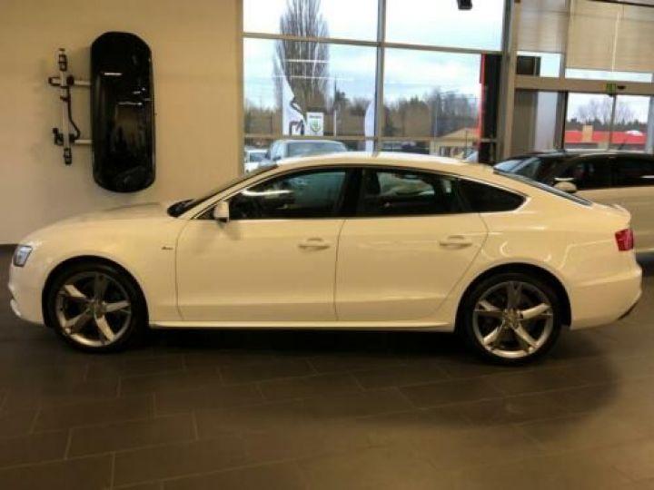 Audi A5 Sportback 1.8 TFSI 177CH S LINE BLANC Occasion - 4