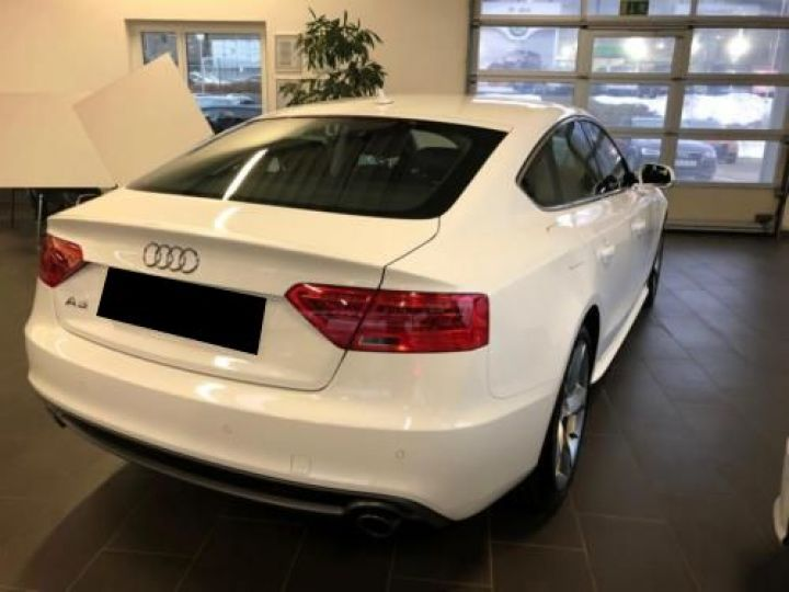Audi A5 Sportback 1.8 TFSI 177CH S LINE BLANC Occasion - 5