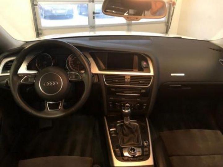 Audi A5 Sportback 1.8 TFSI 177CH S LINE BLANC Occasion - 10
