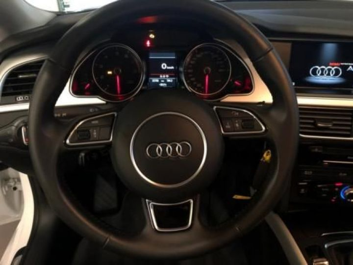 Audi A5 Sportback 1.8 TFSI 177CH S LINE BLANC Occasion - 11