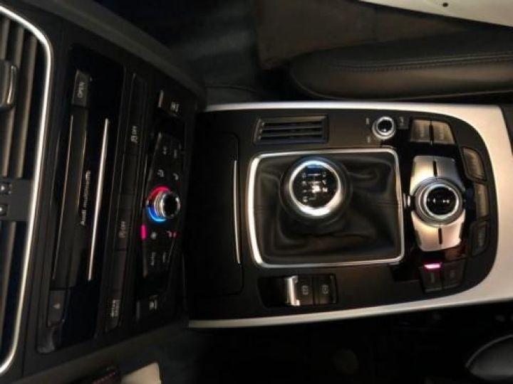 Audi A5 Sportback 1.8 TFSI 177CH S LINE BLANC Occasion - 13