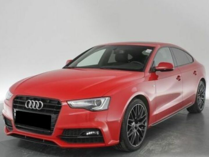 Audi A5 Sportback 1.8 TFSI 177CH S LINE ROUGE Occasion - 1