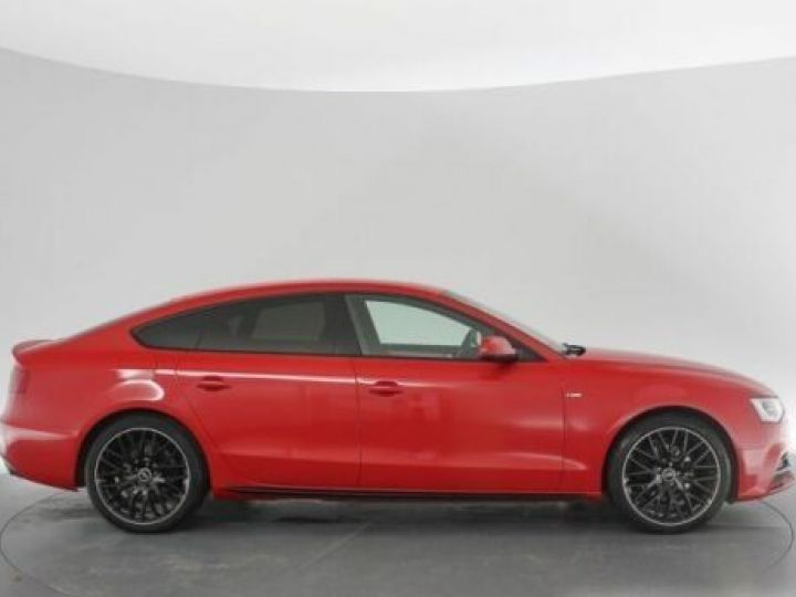 Audi A5 Sportback 1.8 TFSI 177CH S LINE ROUGE Occasion - 3