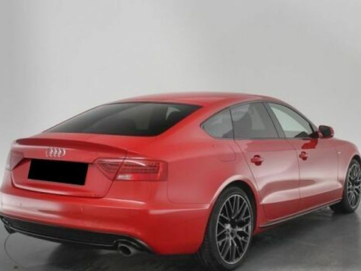 Audi A5 Sportback 1.8 TFSI 177CH S LINE ROUGE Occasion - 4