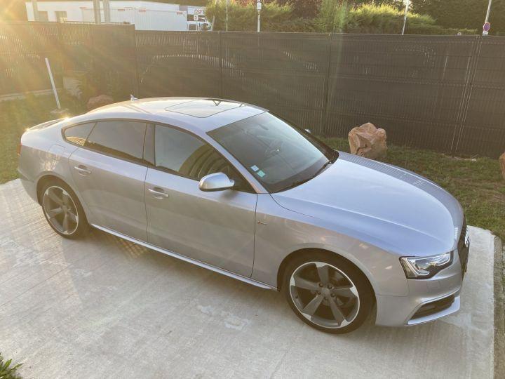 Audi A5 Sportback 2.0 TDI 150 CH AMBITION LUXE BVM6  ARGENT FLEURET  - 6