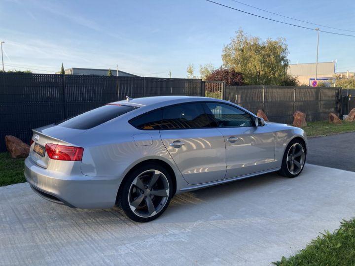 Audi A5 Sportback 2.0 TDI 150 CH AMBITION LUXE BVM6  ARGENT FLEURET  - 7