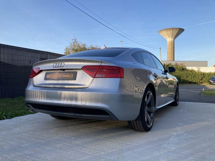 Audi A5 Sportback 2.0 TDI 150 CH AMBITION LUXE BVM6  ARGENT FLEURET  - 8