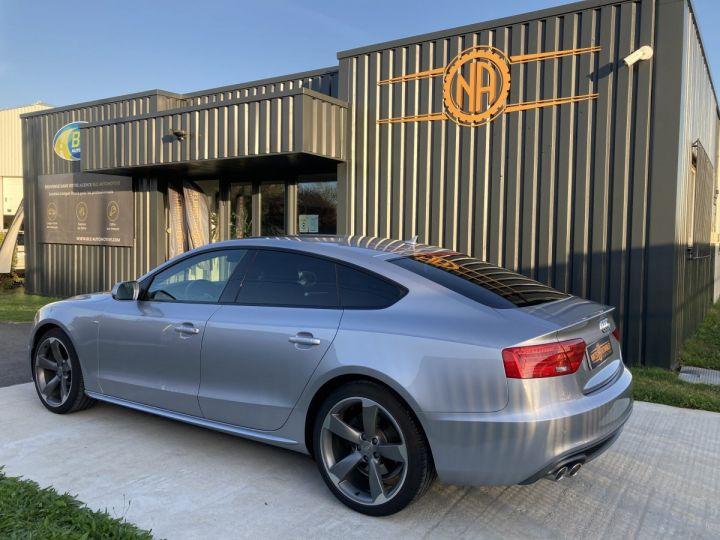 Audi A5 Sportback 2.0 TDI 150 CH AMBITION LUXE BVM6  ARGENT FLEURET  - 9
