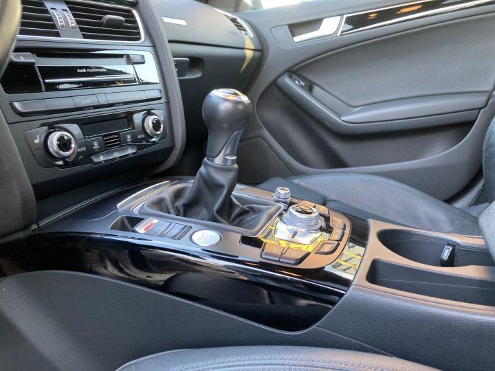 Audi A5 Sportback 2.0 TDI 150 CH AMBITION LUXE BVM6  ARGENT FLEURET  - 12