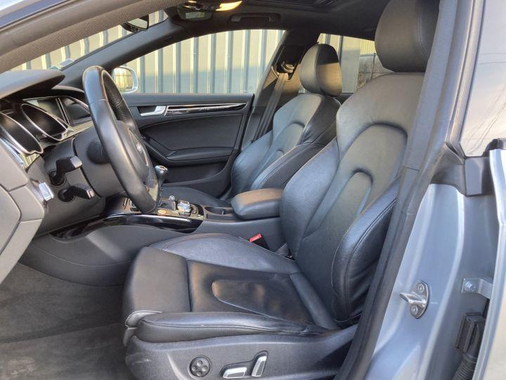 Audi A5 Sportback 2.0 TDI 150 CH AMBITION LUXE BVM6  ARGENT FLEURET  - 13
