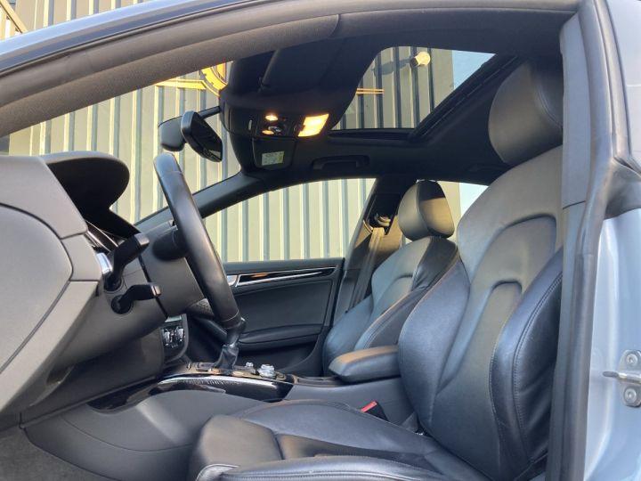 Audi A5 Sportback 2.0 TDI 150 CH AMBITION LUXE BVM6  ARGENT FLEURET  - 14