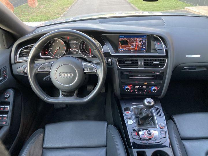Audi A5 Sportback 2.0 TDI 150 CH AMBITION LUXE BVM6  ARGENT FLEURET  - 19