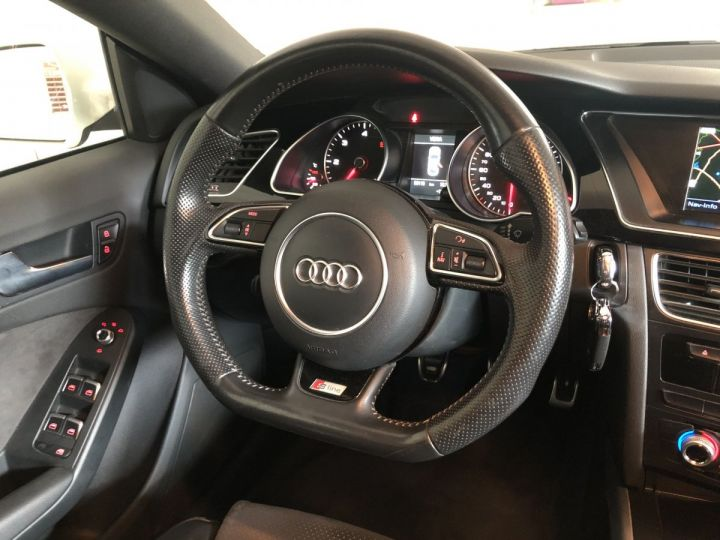 Audi A5 Sportback 2.0 TDI 150 CV SLINE BV6 Blanc - 6