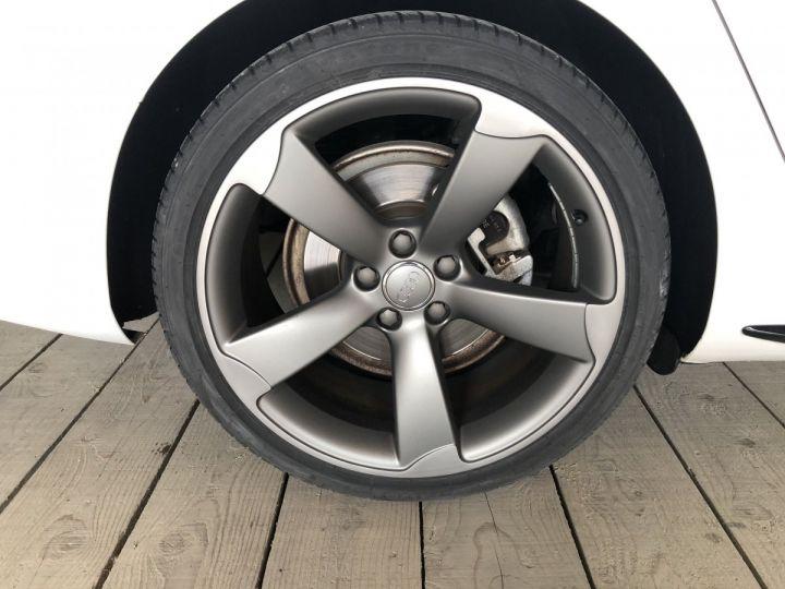 Audi A5 Sportback 2.0 TDI 150 CV SLINE BV6 Blanc - 11