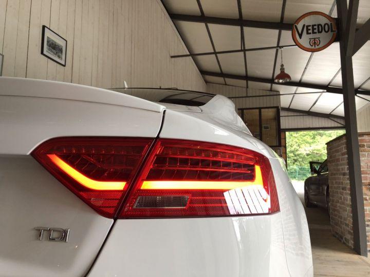 Audi A5 Sportback 2.0 TDI 150 CV SLINE BV6 Blanc - 13