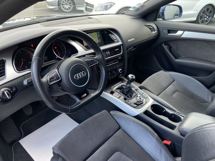 Audi A5 Sportback 2.0 TDI 150ch CLEAN DIESEL S-LINE BVM6 BLEU METAL - 7