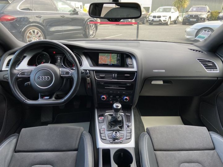 Audi A5 Sportback 2.0 TDI 150ch CLEAN DIESEL S-LINE BVM6 BLEU METAL - 8
