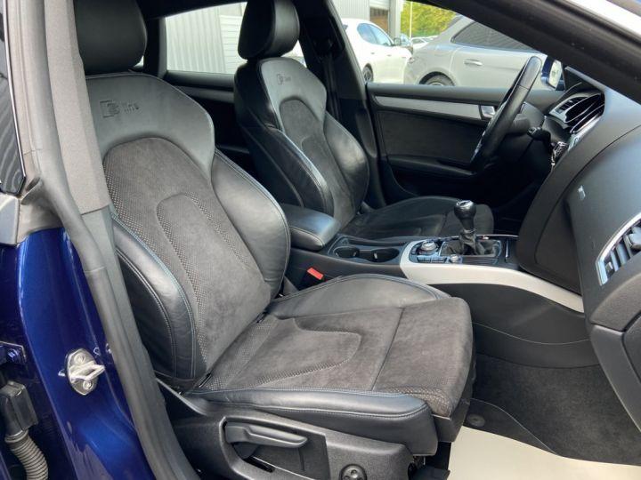 Audi A5 Sportback 2.0 TDI 150ch CLEAN DIESEL S-LINE BVM6 BLEU METAL - 12