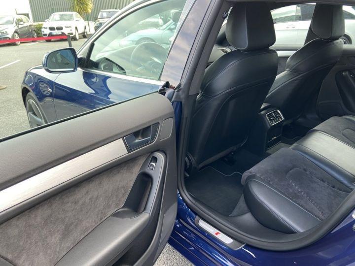 Audi A5 Sportback 2.0 TDI 150ch CLEAN DIESEL S-LINE BVM6 BLEU METAL - 13