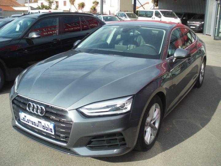 Audi A5 Sportback 2.0 TDI 150cv BUSINESS LINE gris - 1