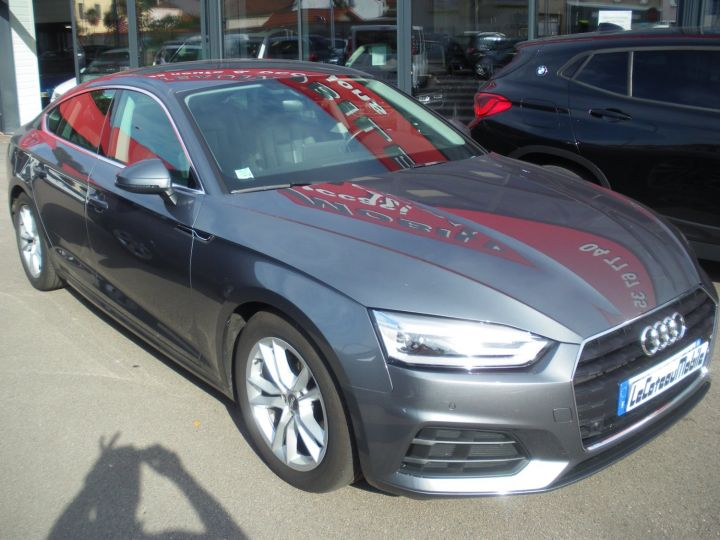 Audi A5 Sportback 2.0 TDI 150cv BUSINESS LINE gris - 2