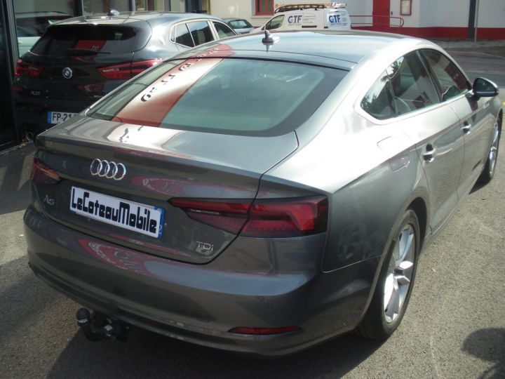 Audi A5 Sportback 2.0 TDI 150cv BUSINESS LINE gris - 5
