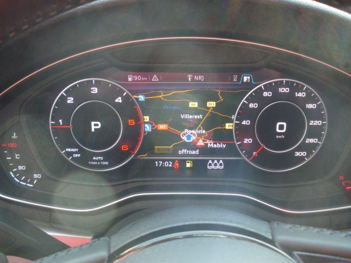 Audi A5 Sportback 2.0 TDI 150cv BUSINESS LINE gris - 9
