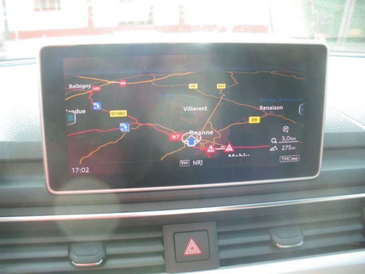 Audi A5 Sportback 2.0 TDI 150cv BUSINESS LINE gris - 10