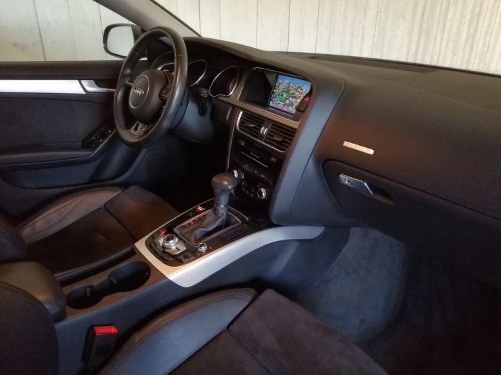 Audi A5 Sportback 2.0 TDI 177 CV  AMBITION LUXE QUATTRO BVA Gris - 7