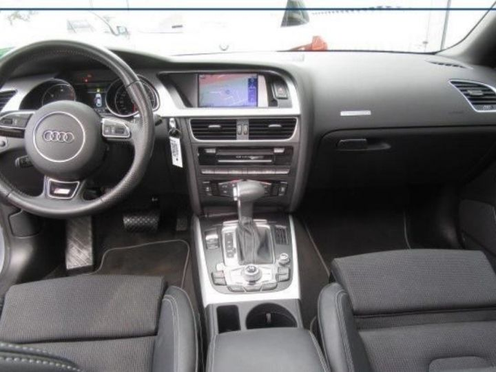 Audi A5 Sportback 2.0 TDI 190 ch Quattro S-Line(2015) Gris métal - 6