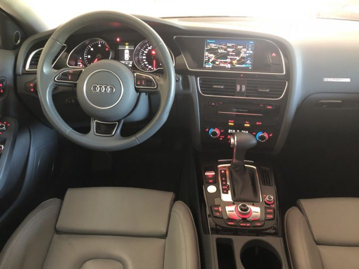 Audi A5 Sportback 2.0 TDI 190 CV AVUS BVA Bleu - 5