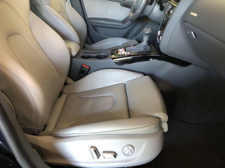 Audi A5 Sportback 2.0 TDI 190 CV AVUS BVA Bleu - 7