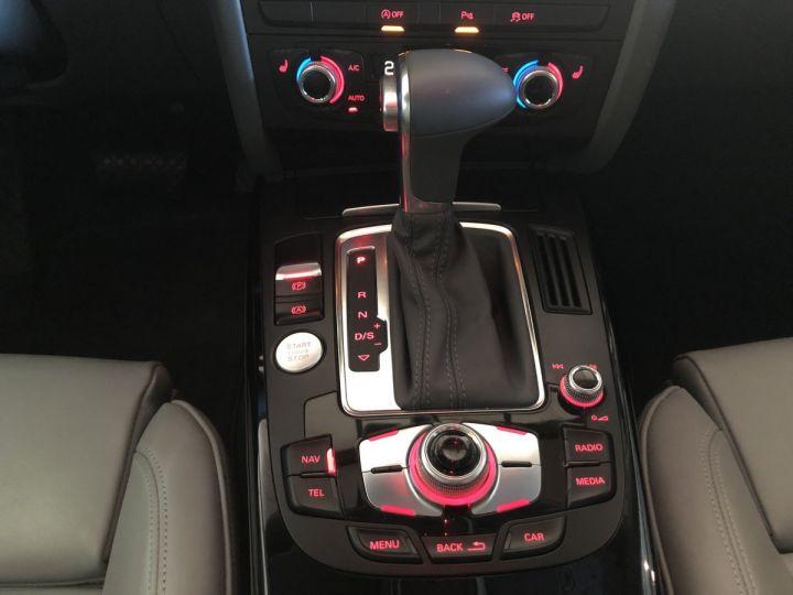 Audi A5 Sportback 2.0 TDI 190 CV AVUS BVA Bleu - 11