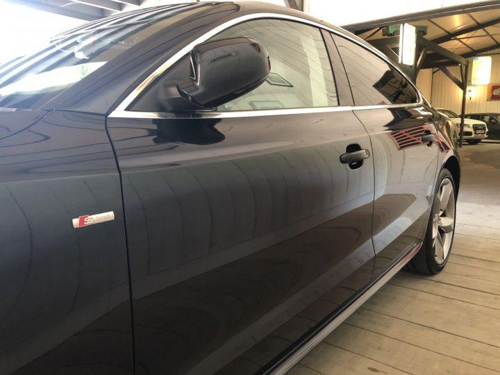 Audi A5 Sportback 2.0 TDI 190 CV AVUS BVA Bleu - 19