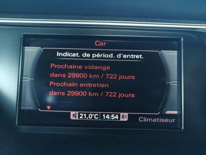 Audi A5 Sportback 2.0 TDI 190 CV QUATTRO AMBITION BV6 Bleu - 11