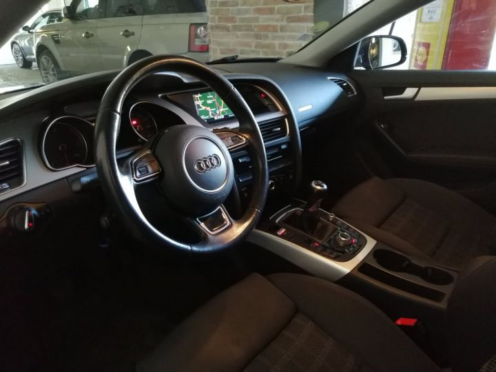 Audi A5 Sportback 2.0 TDI 190 CV QUATTRO BV6 Bleu - 5