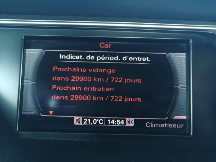 Audi A5 Sportback 2.0 TDI 190 CV QUATTRO BV6 Bleu - 10