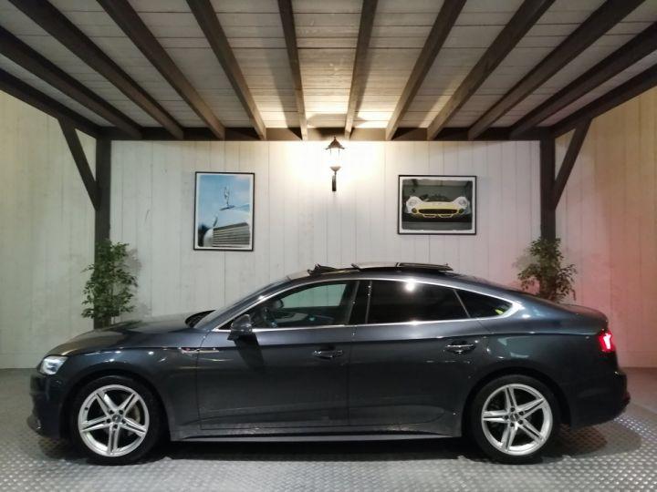 Audi A5 Sportback 2.0 TDI 190 CV SLINE QUATTRO BVA Gris - 1
