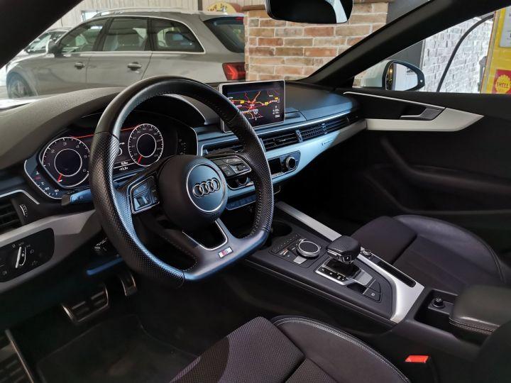 Audi A5 Sportback 2.0 TDI 190 CV SLINE QUATTRO BVA Blanc - 5